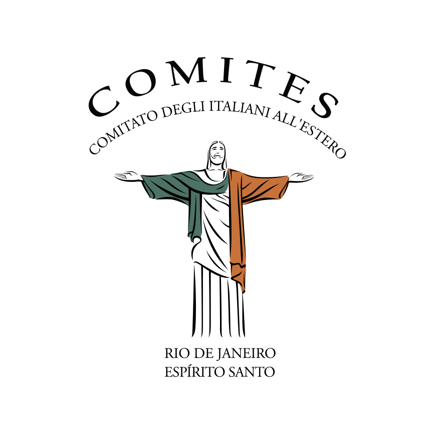 Logomarca da COMITE DOS ITALIANOS NO EXTERIOR